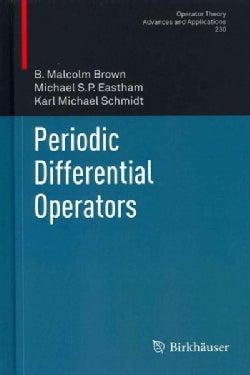 Periodic Differential Operators (Hardcover)