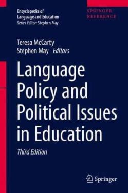 Language Policy and Political Issues in Education (Hardcover)