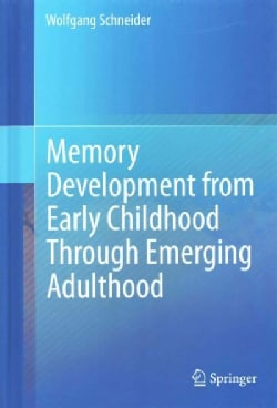 Memory Development from Early Childhood Through Emerging Adulthood (Hardcover)