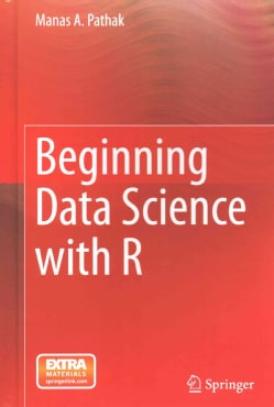Beginning Data Science With R (Hardcover)