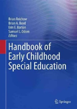 Handbook of Early Childhood Special Education (Hardcover)