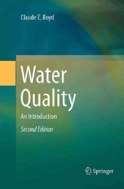 Water Quality: An Introduction (Paperback)