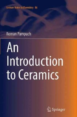 An Introduction to Ceramics (Paperback)