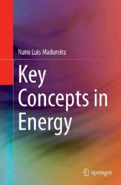 Key Concepts in Energy (Paperback)