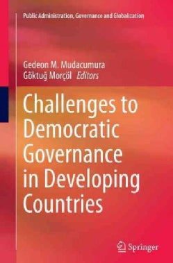 Challenges to Democratic Governance in Developing Countries (Paperback)