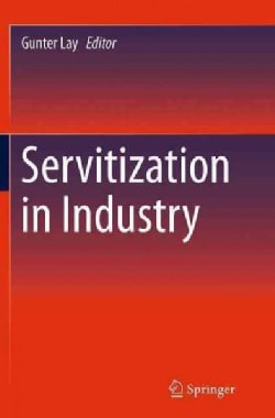 Servitization in Industry (Paperback)