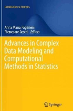 Advances in Complex Data Modeling and Computational Methods in Statistics (Paperback)