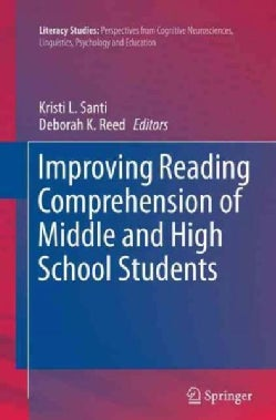 Improving Reading Comprehension of Middle and High School Students (Paperback)