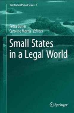 Small States in a Legal World (Hardcover)