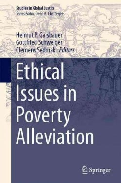 Ethical Issues in Poverty Alleviation (Hardcover)