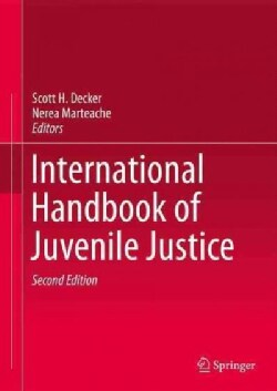 International Handbook of Juvenile Justice (Hardcover)