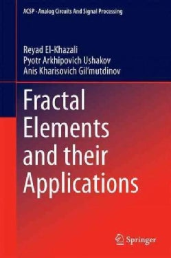 Fractal Elements and Their Applications (Hardcover)