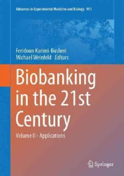 Biobanking and Cryopreservation of Stem Cells: Applications (Hardcover)