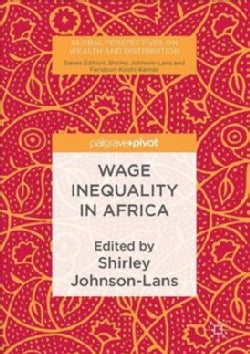 Wage Inequality in Africa (Hardcover)
