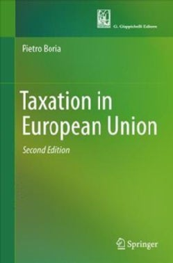 Taxation in European Union (Hardcover)
