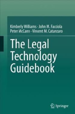The Legal Technology Guidebook (Hardcover)
