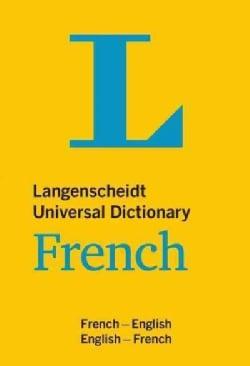Langenscheidt Universal Dictionary French (Paperback)