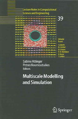 Multiscale Modelling And Simulation (Paperback)