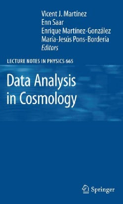 Data Analysis in Cosmology (Hardcover)