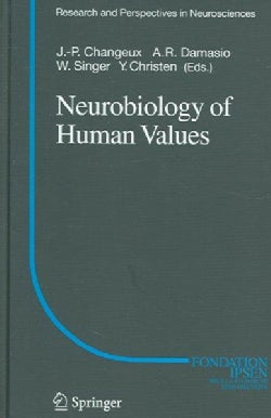 Neurobiology of Human Values (Hardcover)