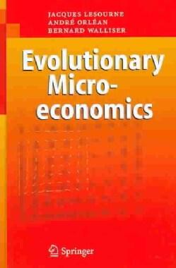 Evolutionary Microeconomics (Hardcover)