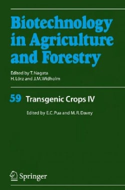 Transgenic Crops IV (Hardcover)