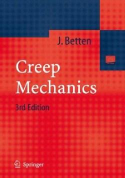 Creep Mechanics (Hardcover)