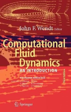 Computational Fluid Dynamics: An Introduction (Hardcover)