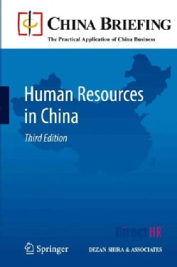 Human Resources in China (Paperback)