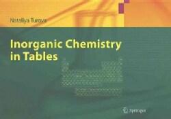Inorganic Chemistry in Tables (Paperback)