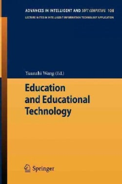 Education and Educational Technology (Paperback)