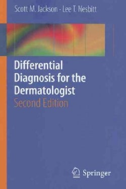 Differential Diagnosis for the Dermatologist (Paperback)