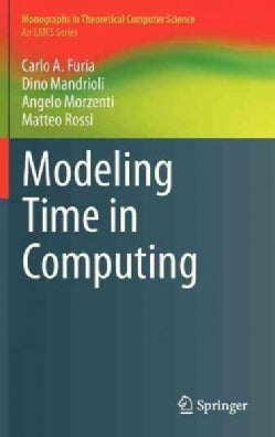 Modeling Time in Computing (Hardcover)