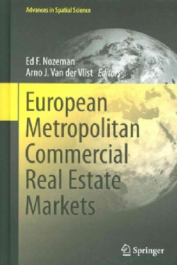 European Metropolitan Commercial Real Estate Markets (Hardcover)