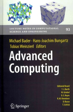 Advanced Computing (Hardcover)