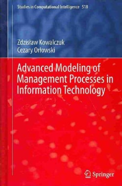 Advanced Modeling of Management Processes in Information Technology (Hardcover)