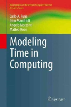 Modeling Time in Computing (Paperback)