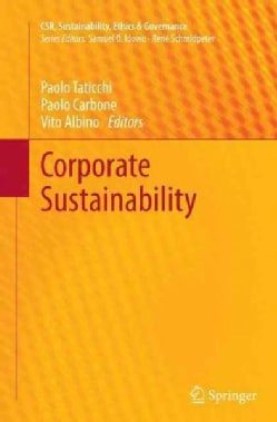 Corporate Sustainability (Paperback)