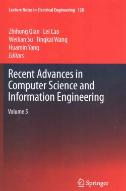 Recent Advances in Computer Science and Information Engineering (Paperback)