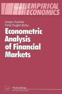 Econometric Analysis of Financial Markets (Paperback)
