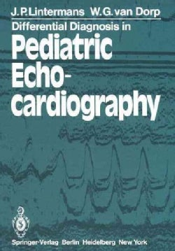 Differential Diagnosis in Pediatric Echocardiography (Paperback)