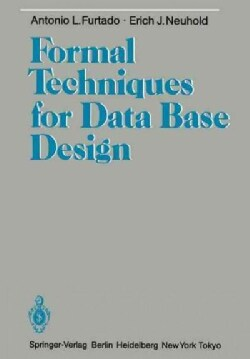 Formal Techniques for Data Base Design (Paperback)