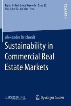 Sustainability in Commercial Real Estate Markets (Hardcover)