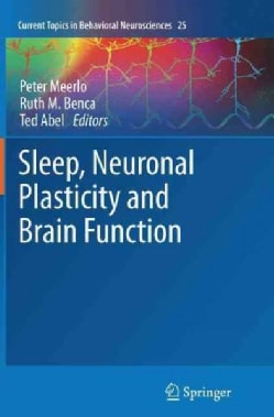 Sleep, Neuronal Plasticity and Brain Function (Paperback)