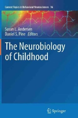 The Neurobiology of Childhood (Paperback)