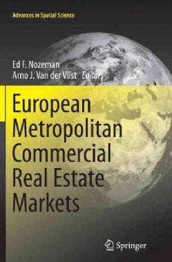 European Metropolitan Commercial Real Estate Markets (Paperback)