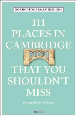111 Places in Cambridge That You Shouldn't Miss (Paperback)
