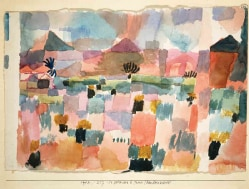 Paul Klee / August Macke / Louis Moilliet: The Journey to Tunisia, 1914 (Hardcover)