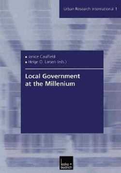 Local Government at the Millenium (Paperback)