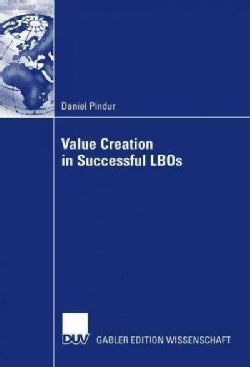 Value Creation in Successful Lbos (Paperback)